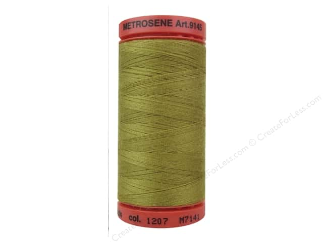 Mettler Metrosene All Purpose Thread 547 yd. #1207 Ginger