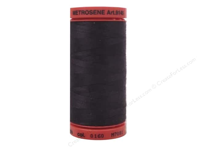Mettler Metrosene All Purpose Thread 547 yd. #0160 Heraldic