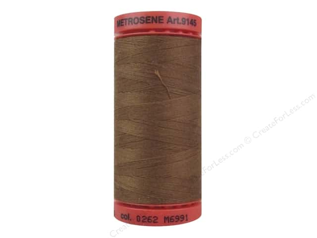 Mettler Metrosene All Purpose Thread 547 yd. #0262 Penny
