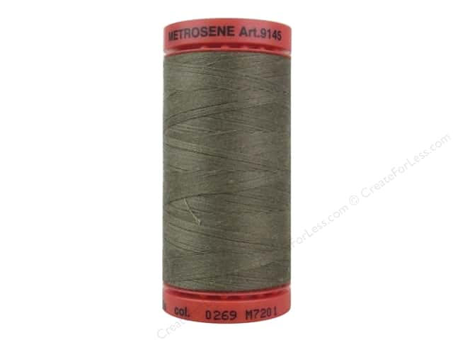 Mettler Metrosene All Purpose Thread 547 yd. #0269 Amygdala