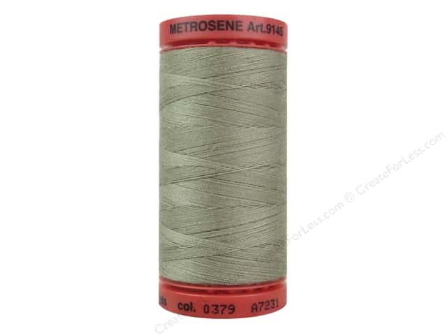 Mettler Metrosene All Purpose Thread 547 yd. #0379 Stone
