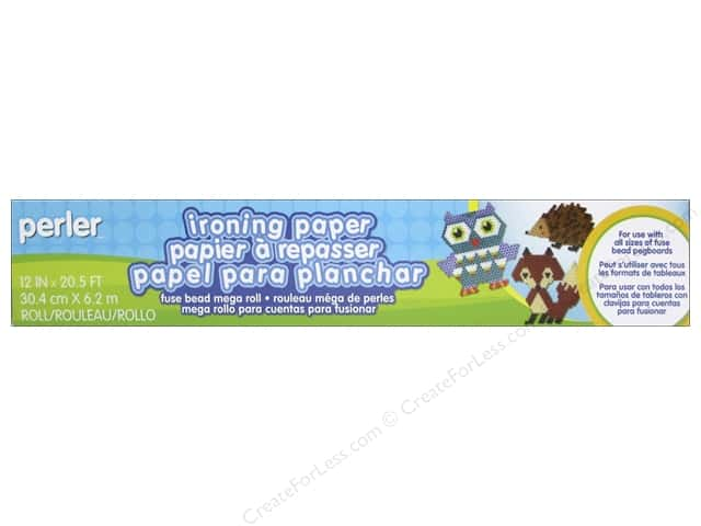 Perler Fused Bead Accessories Ironing Paper 12 in.x 20 1/2 ft.