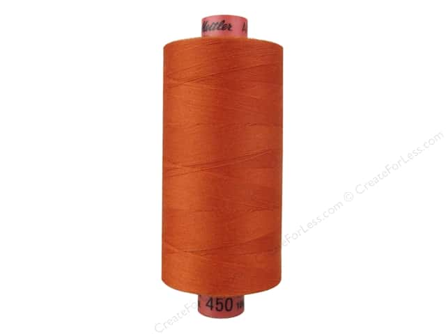 Mettler Metrosene All Purpose Thread 1094 yd. #450 Paprika