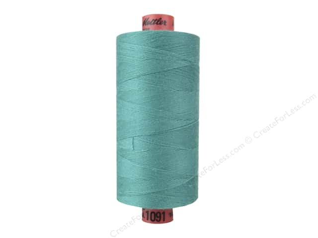 Mettler Metrosene All Purpose Thread 1094 yd. #1091 Deep Aqua