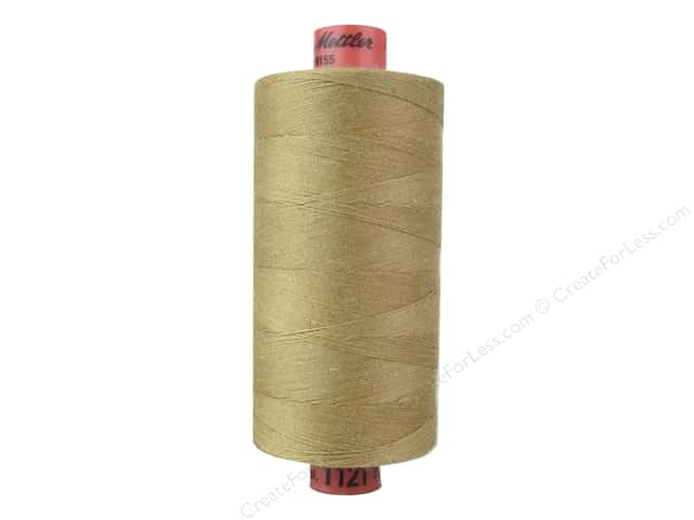 Mettler Metrosene All Purpose Thread 1094 yd. #1121 Toffee