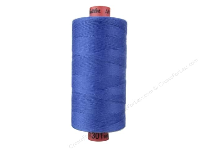 Mettler Metrosene All Purpose Thread 1094 yd. #1301 Nordic Blue