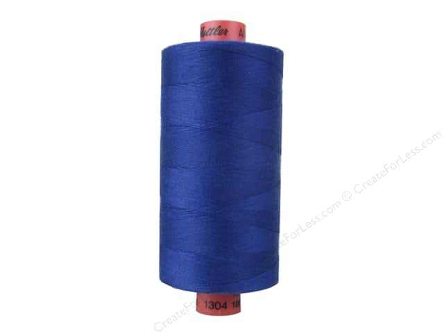 Mettler Metrosene All Purpose Thread 1094 yd. #1304 Imperial Blue
