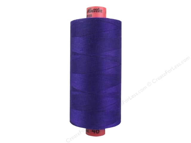 Mettler Metrosene All Purpose Thread 1094 yd. #46 Deep Purple