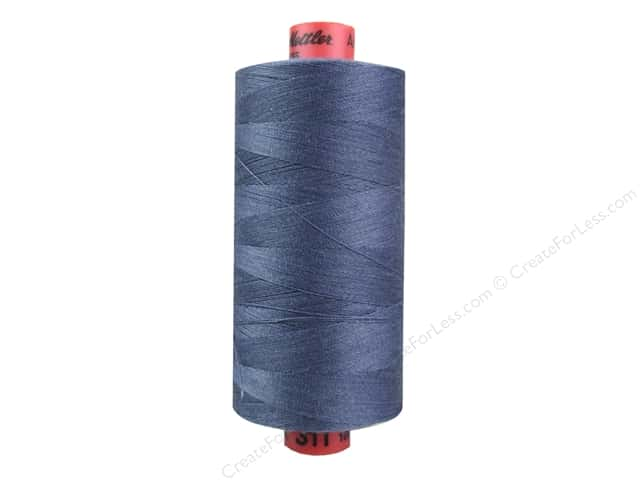 Mettler Metrosene All Purpose Thread 1094 yd. #311 Blue Shadow