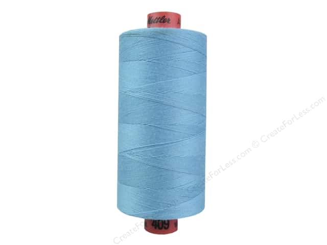 Mettler Metrosene All Purpose Thread 1094 yd. #409 Turquoise