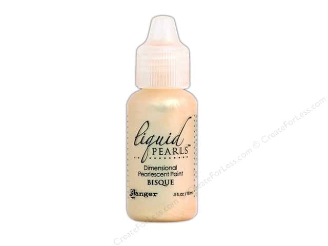 Ranger Liquid Pearls .5 oz. Bisque