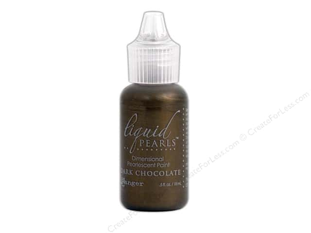 Ranger Liquid Pearls .5oz Dark Chocolate