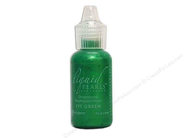 Ranger Liquid Pearls .5oz Ivy Green