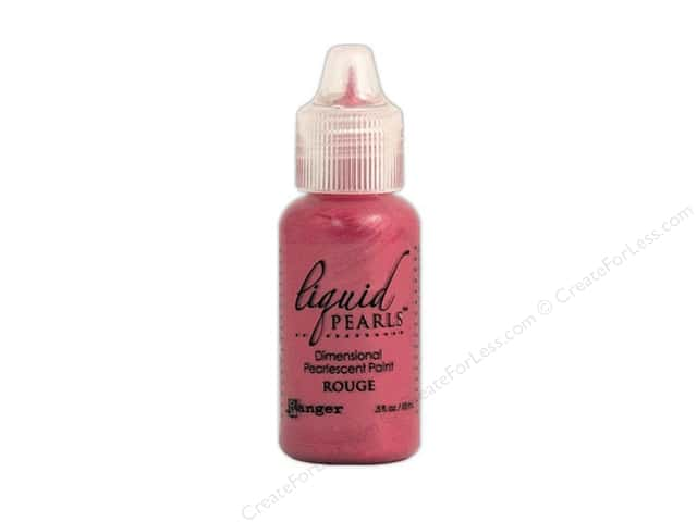 Ranger Liquid Pearls .5oz Rouge