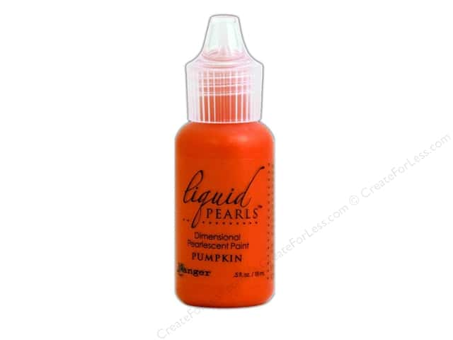 Ranger Liquid Pearls .5oz Pumpkin