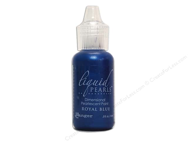 Ranger Liquid Pearls .5oz Royal Blue