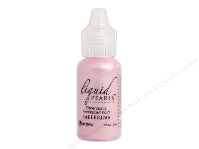 Ranger Liquid Pearls .5oz Ballerina