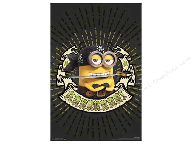 Trends International Minions Arr Poster