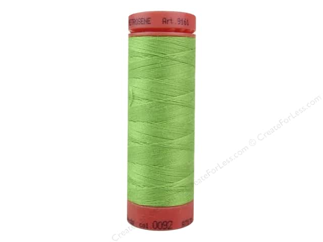 Mettler Metrosene All Purpose Thread 164 yd. #92 Bright Mint