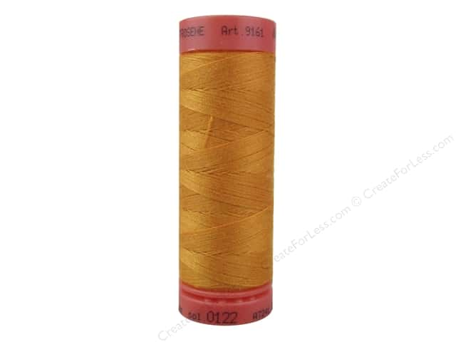 Mettler Metrosene All Purpose Thread 164 yd. #122 Pumpkin
