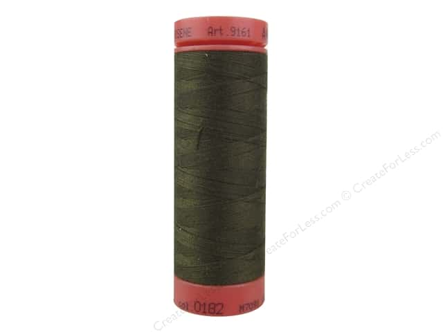 Mettler Metrosene All Purpose Thread 164 yd. #182 Dried Seaweed