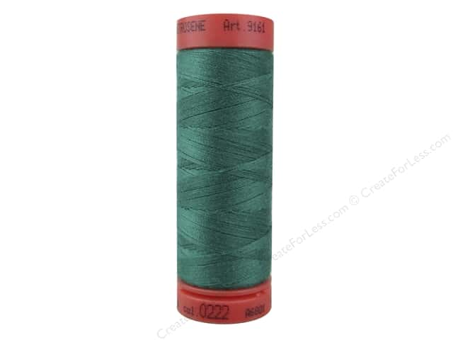 Mettler Metrosene All Purpose Thread 164 yd. #222 Green