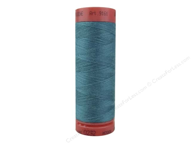 Mettler Metrosene All Purpose Thread 164 yd. #232 Truly Teal