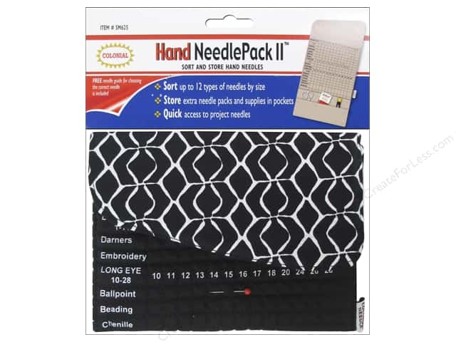 Colonial Needle Hand Needle Pack II
