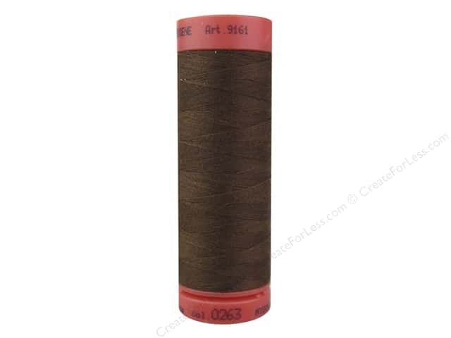 Mettler Metrosene All Purpose Thread 164 yd. #263 Redwood