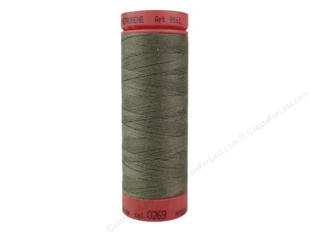 Mettler Metrosene All Purpose Thread 164 yd. #269 Amygdala