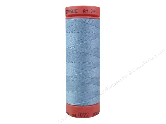 Mettler Metrosene All Purpose Thread 164 yd. #272 Azure Blue