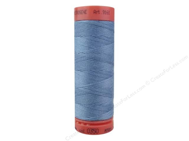 Mettler Metrosene All Purpose Thread 164 yd. #350 Summer Sky