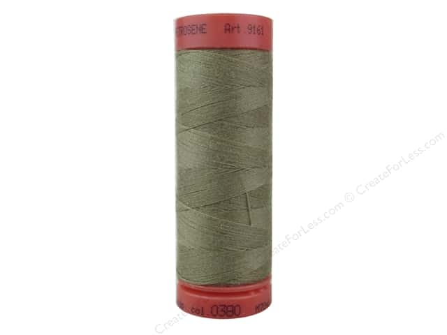 Mettler Metrosene All Purpose Thread 164 yd. #380 Dried Clay