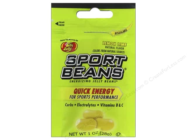 Jelly Belly Sports Beans 1 oz. Lemon Lime