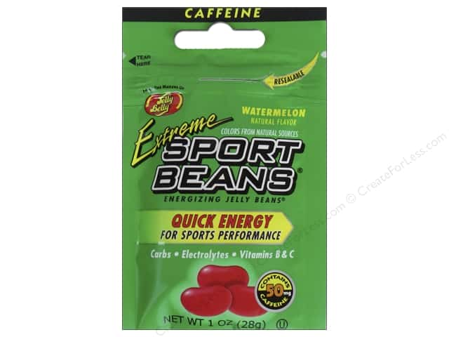Jelly Belly Sports Beans 1 oz. Extreme Watermelon