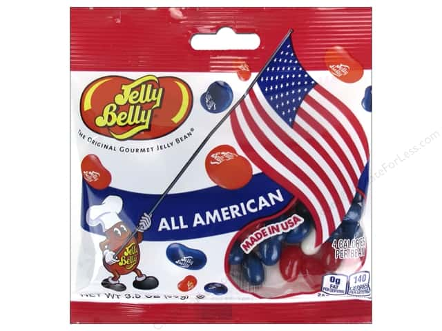 Jelly Belly Jelly Beans 3.5 oz. All American