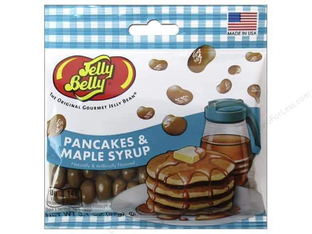 Jelly Belly Jelly Beans 3.1 oz. Pancakes & Maple Syrup