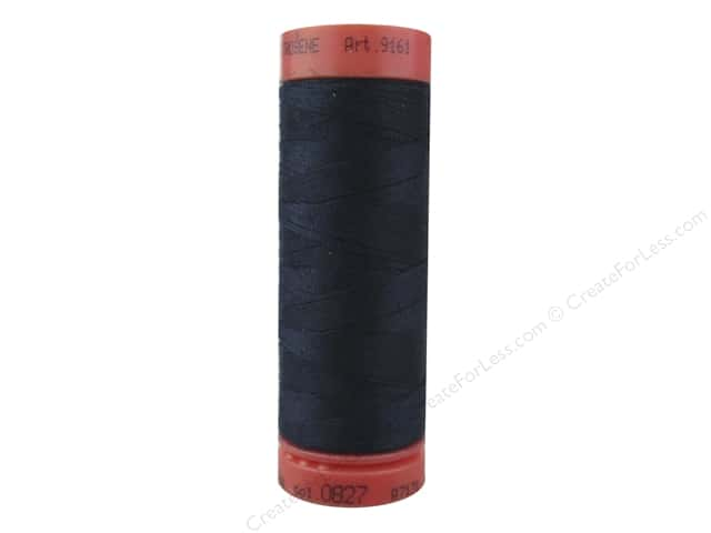 Mettler Metrosene All Purpose Thread 164 yd. #827 Dark Blue