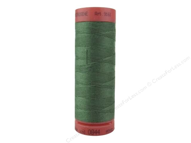 Mettler Metrosene All Purpose Thread 164 yd. #844 Asparagus