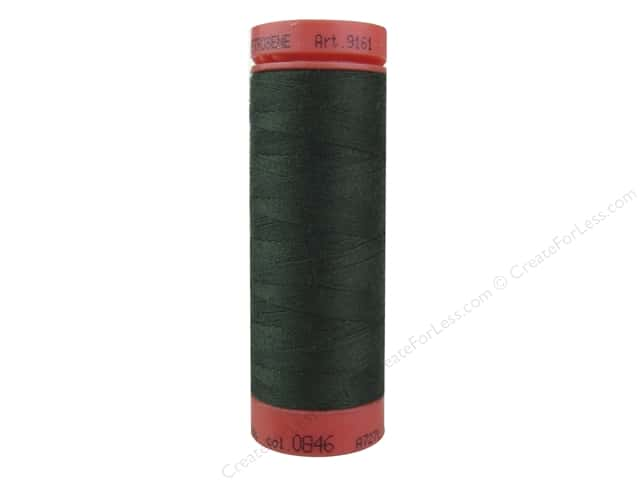 Mettler Metrosene All Purpose Thread 164 yd. #846 Enchanting Forest