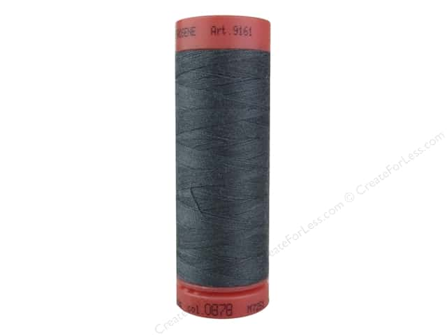 Mettler Metrosene All Purpose Thread 164 yd. #878 Mousy Gray