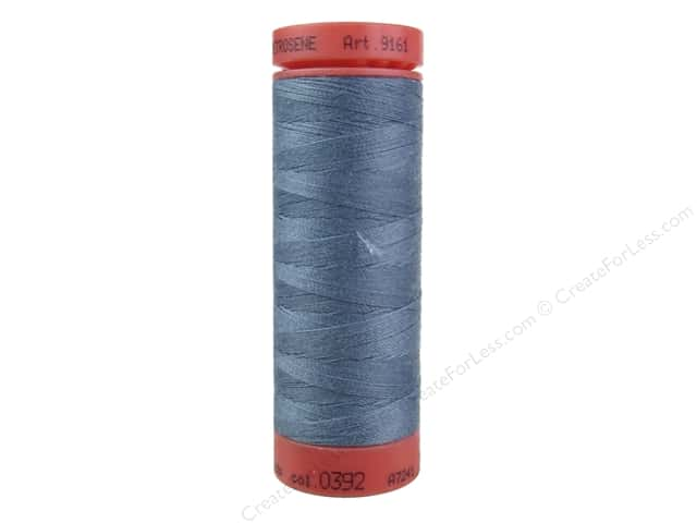Mettler Metrosene All Purpose Thread 164 yd. #392 Manatee