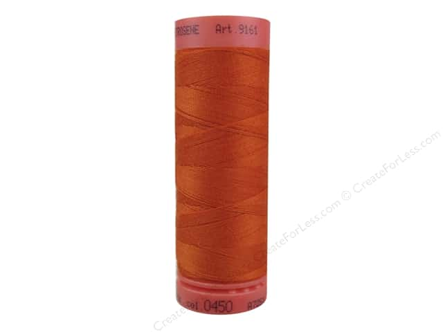 Mettler Metrosene All Purpose Thread 164 yd. #450 Paprika