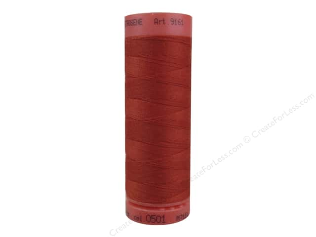 Mettler Metrosene All Purpose Thread 164 yd. #501 Wildfire