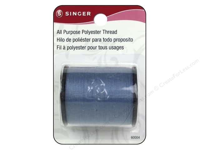 Singer Thread All Purpose Polyester 150 yd. Columbia Blue