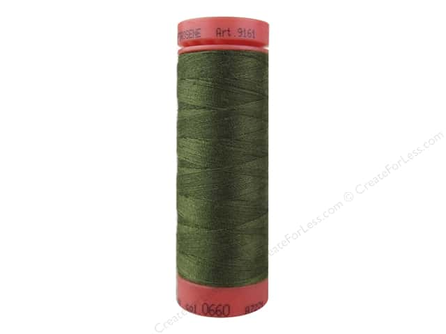 Mettler Metrosene All Purpose Thread 164 yd. #660 Umber