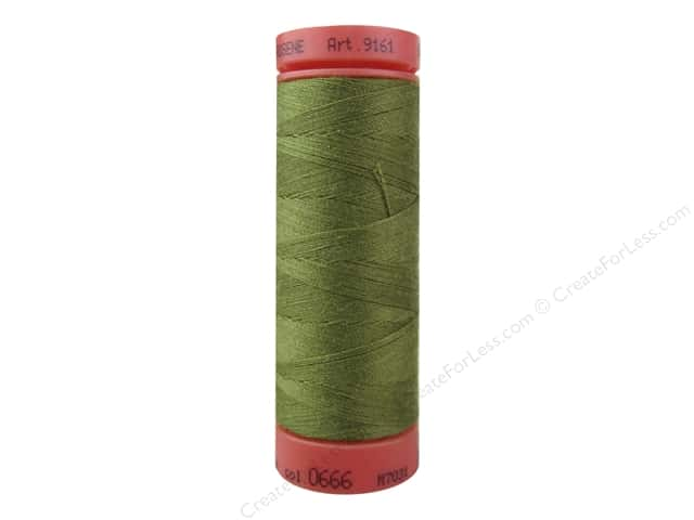 Mettler Metrosene All Purpose Thread 164 yd. #666 Caper Island