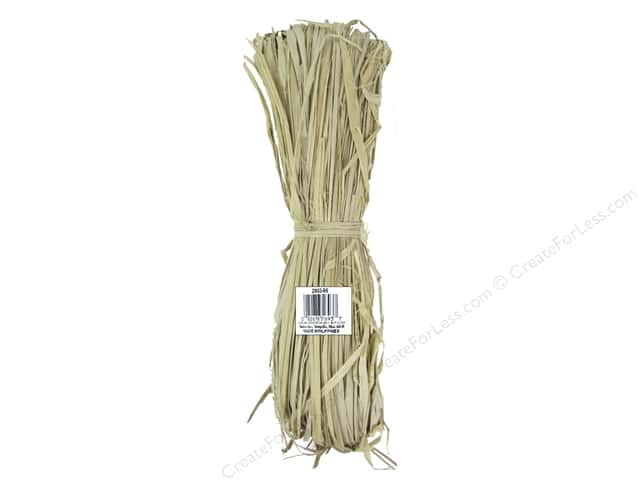 Darice Raffia Bunch Natural 2oz