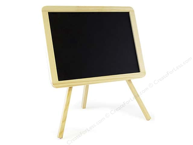 Multicraft Chalkboard Surface Easel Large