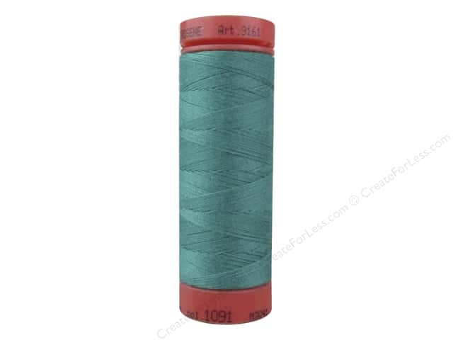 Mettler Metrosene All Purpose Thread 164 yd. #1091 Deep Aqua